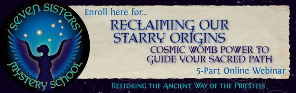 reclaiming our starry origins