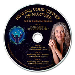 Healing Your Center of Nurture CD