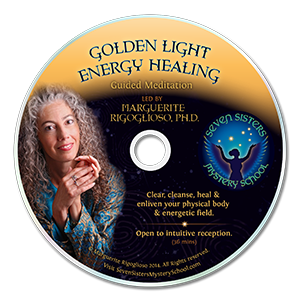 Golden Light Energy Healing
