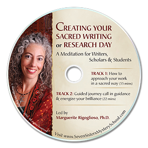 Sacred Writing & Research CD