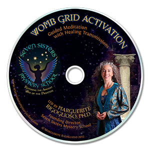 Womb Grid Activation CD