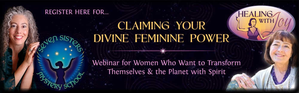 Claiming Your Divine Feminine Power